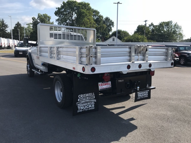 2019 Ram 5500 Regular Cab DRW 4x4, TruckCraft Platform Body #D190487 - photo 2