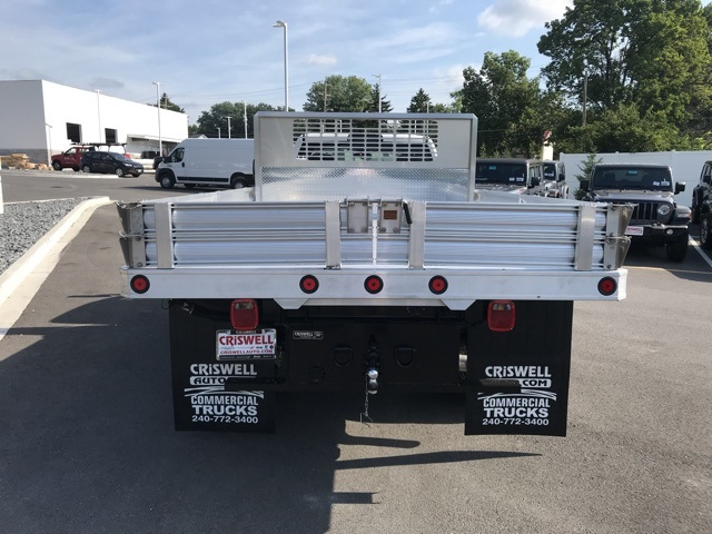 2019 Ram 5500 Regular Cab DRW 4x4, TruckCraft Platform Body #D190487 - photo 5
