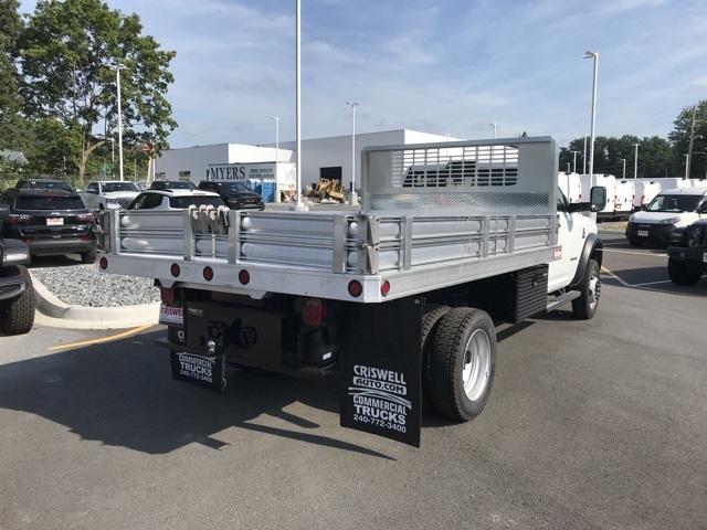 2019 Ram 5500 Regular Cab DRW 4x4, TruckCraft Platform Body #D190487 - photo 6