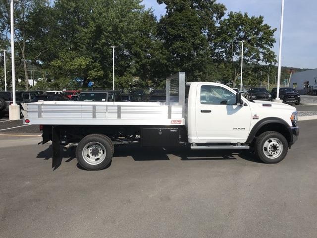 2019 Ram 5500 Regular Cab DRW 4x4, TruckCraft Platform Body #D190487 - photo 7