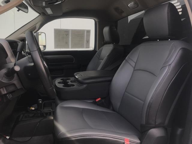 2019 Ram 3500 Regular Cab DRW 4x4, Rugby Eliminator LP Steel Dump Body #D190522 - photo 14