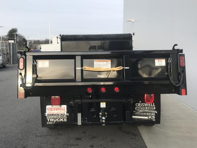 2019 Ram 3500 Regular Cab DRW 4x4, Rugby Eliminator LP Steel Dump Body #D190522 - photo 5
