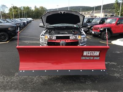 2019 Ram 2500 Regular Cab 4x4, Western Snowplow Pickup #D190541 - photo 11