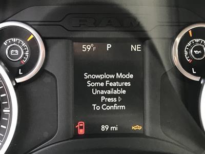2019 Ram 2500 Regular Cab 4x4, Western Snowplow Pickup #D190541 - photo 3