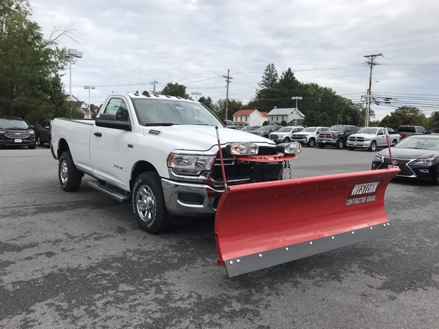 2019 Ram 2500 Regular Cab 4x4, Western Snowplow Pickup #D190542 - photo 10