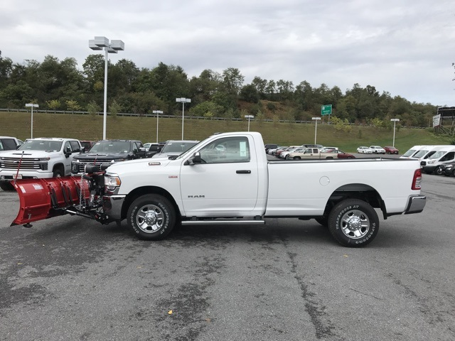 2019 Ram 2500 Regular Cab 4x4, Western Snowplow Pickup #D190542 - photo 6