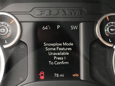 2019 Ram 2500 Regular Cab 4x4, Western Snowplow Pickup #D190542 - photo 3