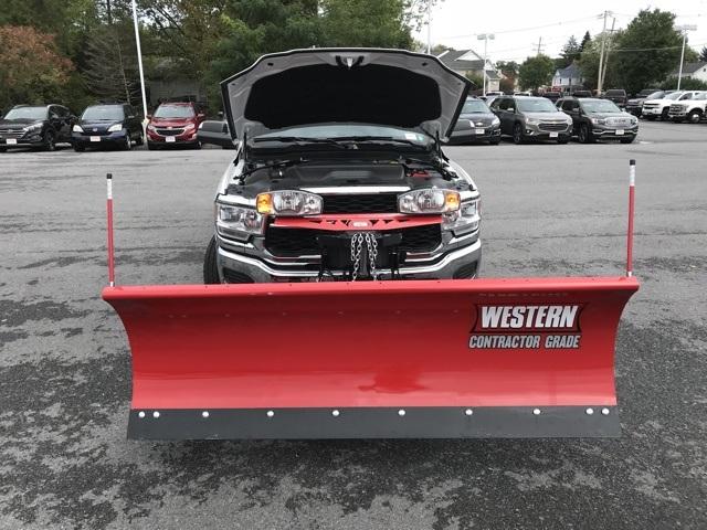 2019 Ram 2500 Regular Cab 4x4, Western Snowplow Pickup #D190544 - photo 11