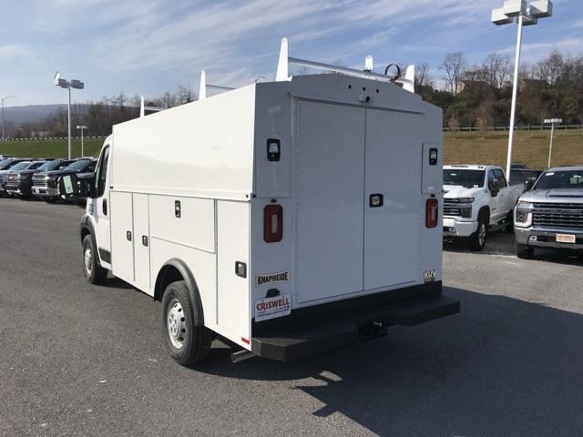 2019 Ram ProMaster 3500 Standard Roof FWD, Knapheide Service Utility Van #D190548 - photo 1