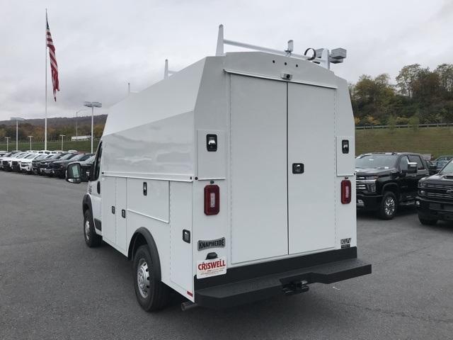 2019 ProMaster 3500 Standard Roof FWD, Knapheide KUV Service Utility Van #D190553 - photo 2