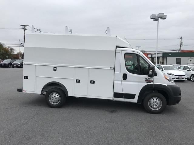 2019 ProMaster 3500 Standard Roof FWD, Knapheide KUV Service Utility Van #D190553 - photo 8