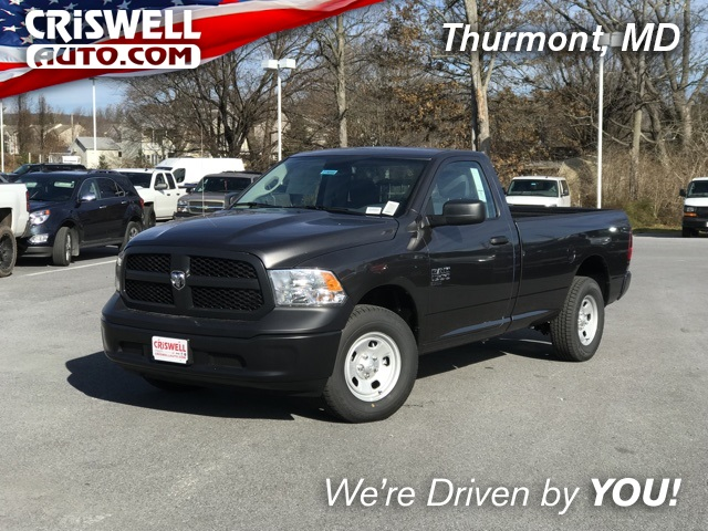 2019 Ram 1500 Regular Cab 4x4, Pickup #D190558 - photo 1