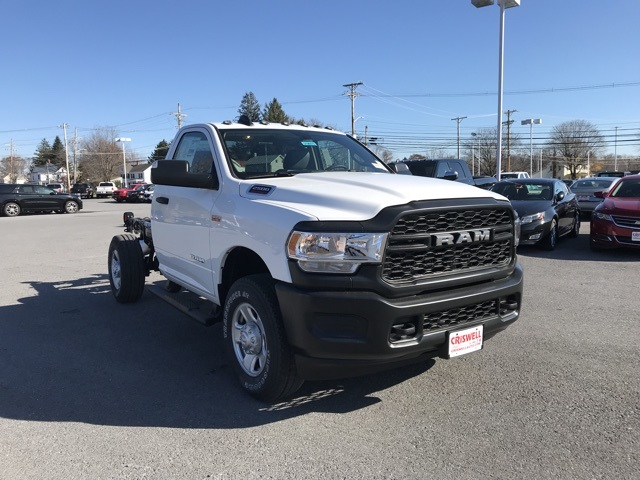 2019 Ram 2500 Regular Cab 4x4, Cab Chassis #D190573 - photo 8