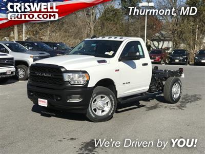 2019 Ram 2500 Regular Cab 4x4, Cab Chassis #D190573 - photo 1