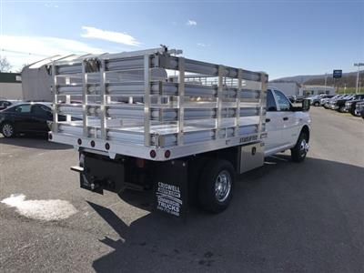 2019 Ram 3500 Crew Cab DRW 4x4, TruckCraft Stake Bed #D190580 - photo 6