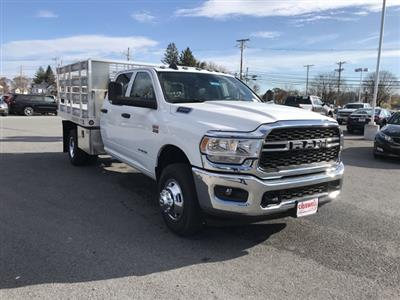 2019 Ram 3500 Crew Cab DRW 4x4, TruckCraft Stake Bed #D190580 - photo 8