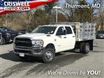 2019 Ram 3500 Crew Cab DRW 4x4, TruckCraft Stake Bed #D190580 - photo 1