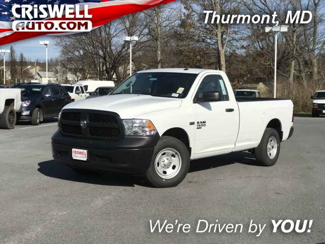 2019 Ram 1500 Regular Cab 4x4, Pickup #D190584 - photo 1