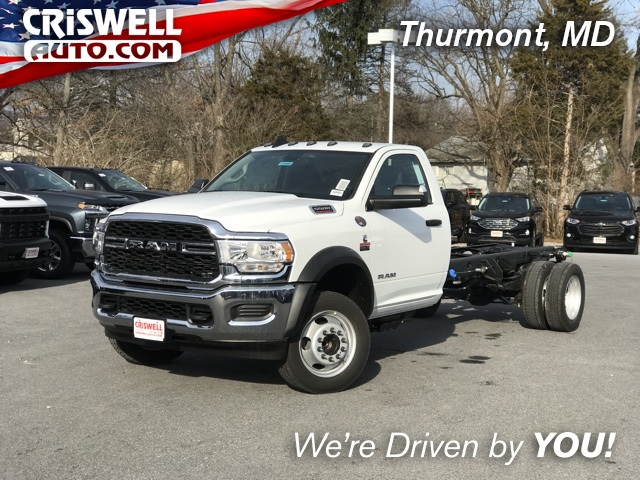 2019 Ram 5500 Regular Cab DRW 4x2, Cab Chassis #D190590 - photo 1