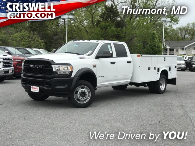 2019 Ram 4500 Crew Cab DRW 4x4, Knapheide Service Body #D190627 - photo 1