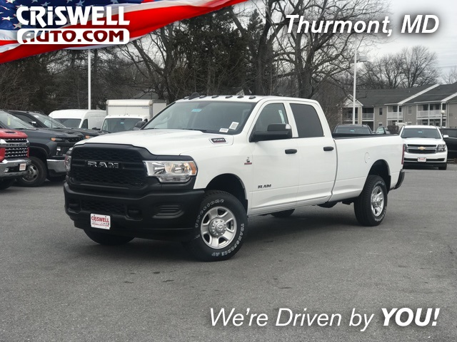 2019 Ram 3500 Crew Cab 4x4, Pickup #D190638 - photo 1