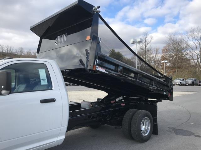 2019 Ram 3500 Regular Cab DRW 4x2, Rugby Eliminator LP Steel Dump Body #D190647 - photo 25