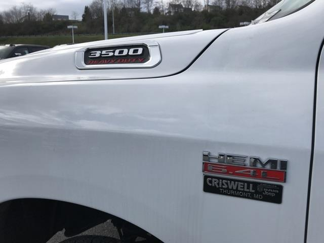 2019 Ram 3500 Regular Cab DRW 4x2, Rugby Eliminator LP Steel Dump Body #D190647 - photo 29