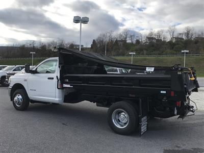 2019 Ram 3500 Regular Cab DRW 4x2, Rugby Eliminator LP Steel Dump Body #D190647 - photo 2