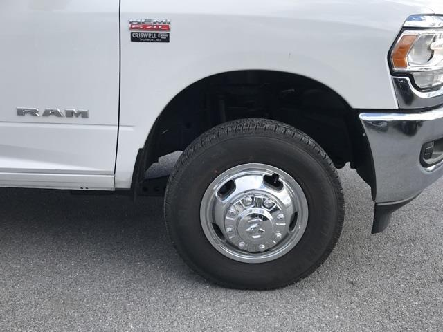2019 Ram 3500 Regular Cab DRW 4x2, Rugby Eliminator LP Steel Dump Body #D190648 - photo 20