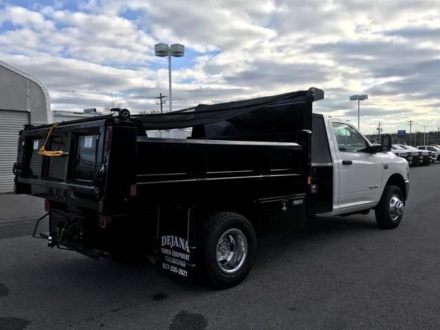 2019 Ram 3500 Regular Cab DRW 4x2, Cab Chassis #D190648 - photo 9