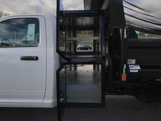 2019 Ram 3500 Regular Cab DRW 4x2, Rugby Eliminator LP Steel Dump Body #D190648 - photo 35