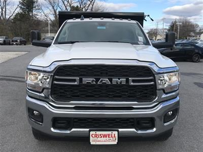 2019 Ram 3500 Regular Cab DRW 4x2, Rugby Eliminator LP Steel Dump Body #D190648 - photo 18