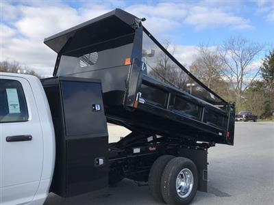 2019 Ram 3500 Regular Cab DRW 4x2, Rugby Eliminator LP Steel Dump Body #D190648 - photo 24