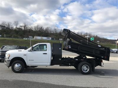 2019 Ram 3500 Regular Cab DRW 4x2, Rugby Eliminator LP Steel Dump Body #D190648 - photo 26