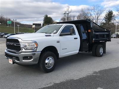 2019 Ram 3500 Regular Cab DRW 4x2, Rugby Eliminator LP Steel Dump Body #D190648 - photo 5