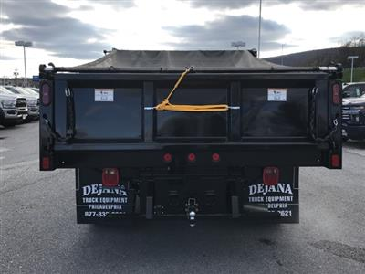2019 Ram 3500 Regular Cab DRW 4x2, Rugby Eliminator LP Steel Dump Body #D190648 - photo 10