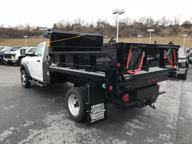 2019 Ram 5500 Regular Cab DRW 4x4, Dump Body #D190651 - photo 1