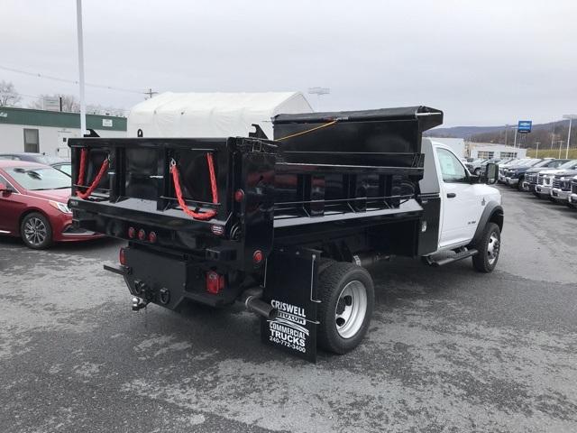 2019 Ram 5500 Regular Cab DRW 4x4, Dump Body #D190651 - photo 6