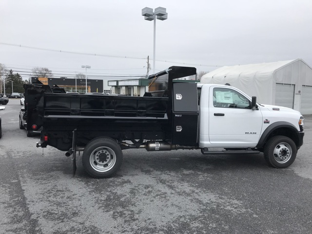 2019 Ram 5500 Regular Cab DRW 4x4, Dump Body #D190651 - photo 7