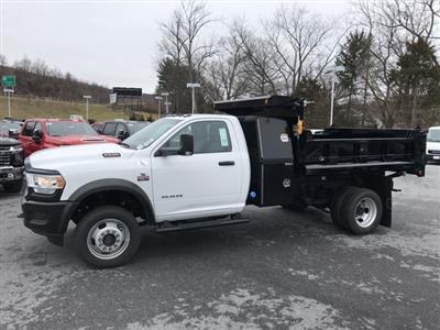 2019 Ram 5500 Regular Cab DRW 4x4, Dump Body #D190651 - photo 4