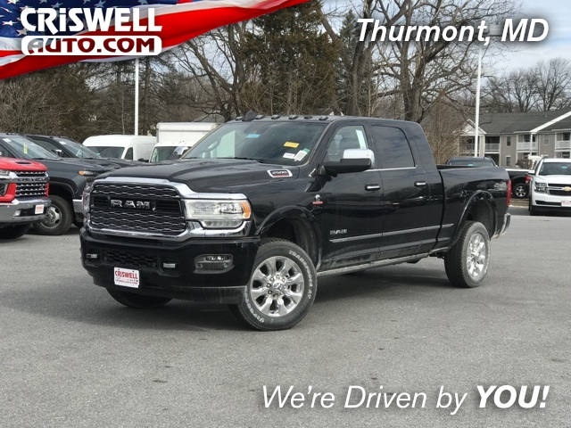 2019 Ram 2500 Mega Cab 4x4, Pickup #D190653 - photo 1