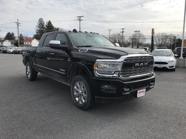 2019 Ram 2500 Mega Cab 4x4, Pickup #D190653 - photo 11