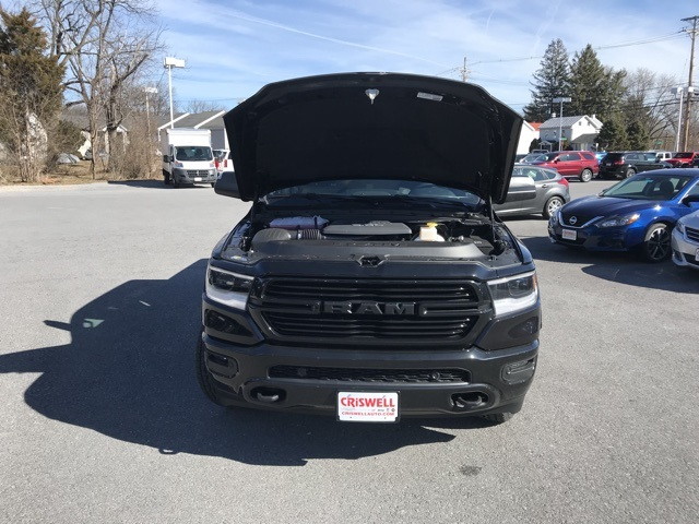 2020 Ram 1500 Crew Cab 4x4, Pickup #D200252 - photo 12