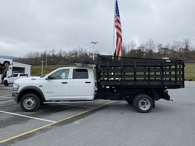 2020 Ram 4500 Crew Cab DRW 4x4, Knapheide Stake Bed #D200318 - photo 4
