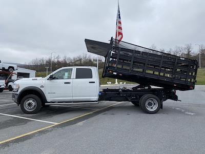 2020 Ram 4500 Crew Cab DRW 4x4, Knapheide Stake Bed #D200318 - photo 24