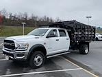 2020 Ram 4500 Crew Cab DRW 4x4, Knapheide Stake Bed #D200318 - photo 3