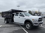 2020 Ram 4500 Crew Cab DRW 4x4, Knapheide Stake Bed #D200318 - photo 8