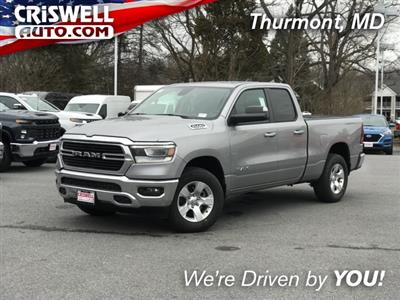 2020 Ram 1500 Quad Cab 4x4, Pickup #D200377 - photo 1