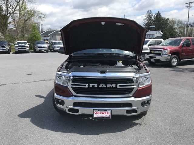 2020 Ram 1500 Crew Cab 4x4, Pickup #D200382 - photo 11