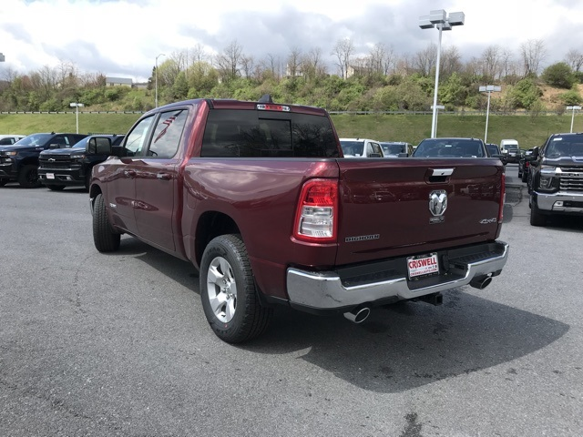 2020 Ram 1500 Crew Cab 4x4, Pickup #D200382 - photo 2